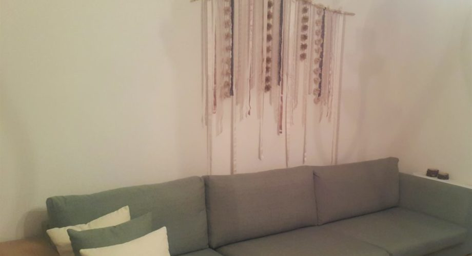 How to Make Ribbon Curtains