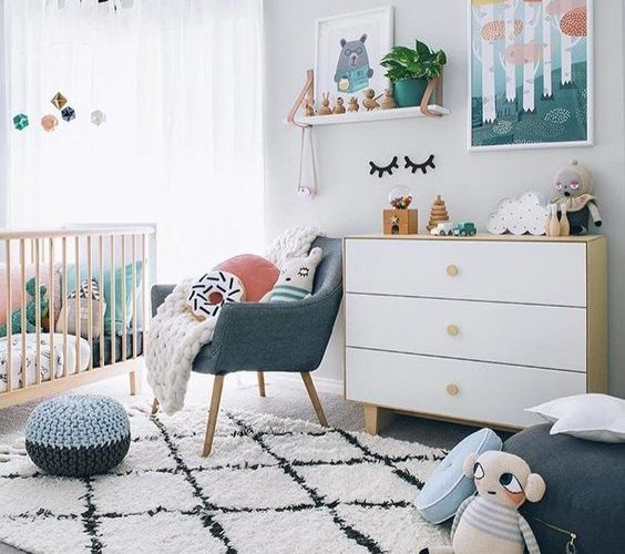 Beni Ourain Rugs Children