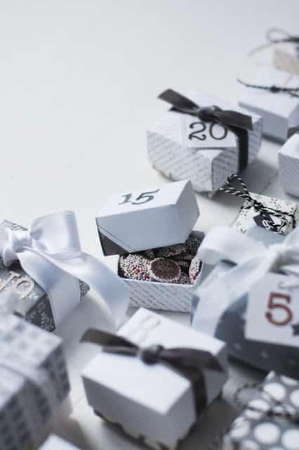origami nikah şekeri kutusu