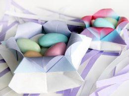 Origami ile Bu Bayram Şekerliğinizi Kendiniz Yapın