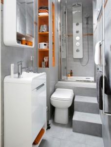 Küçük Banyo Nasıl Dekore Edilir?