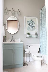Küçük Banyolar için Dekorasyon Örnekleri
