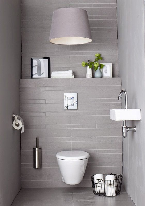 Küçük Banyolar Nasıl Dekore Edilmeli? – Küçük Banyolar için Dekorasyon Fikirleri