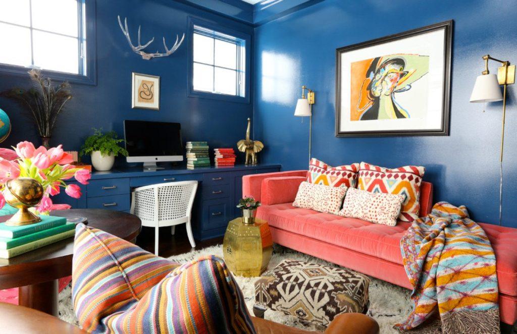 eklektik-ev-dekorasyon
