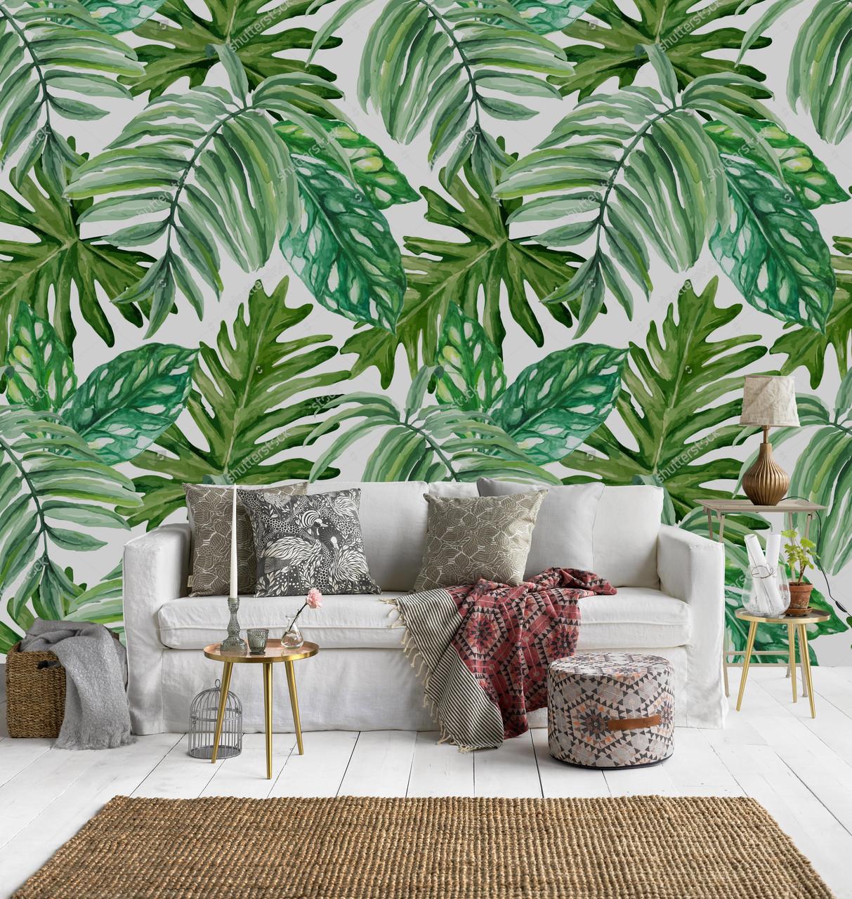 Palmiye Trendi: Dekorasyonda Palmiye Deseni Nasıl Kullanılır?