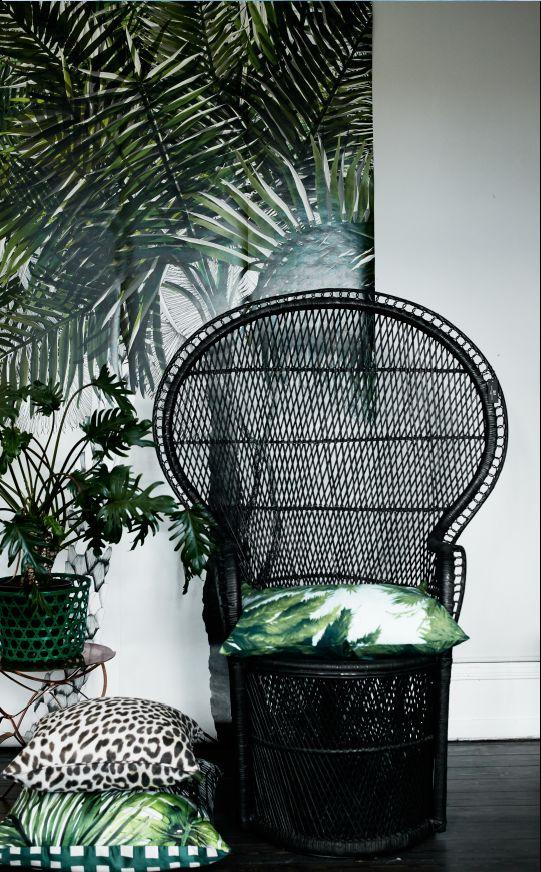 siyah-rattan-sandalye