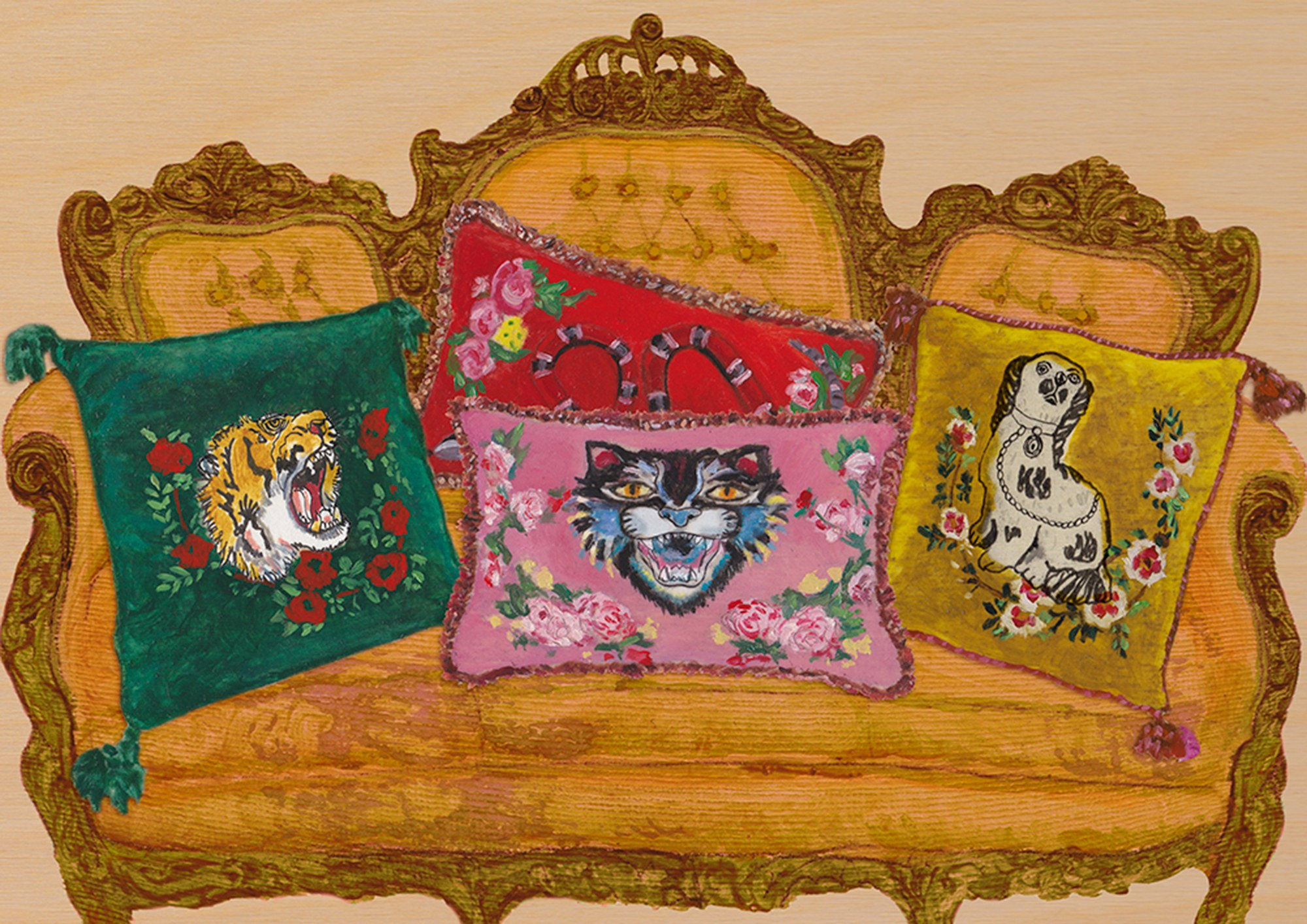 Gucci Decor Koleksiyonunu Keşfedin!