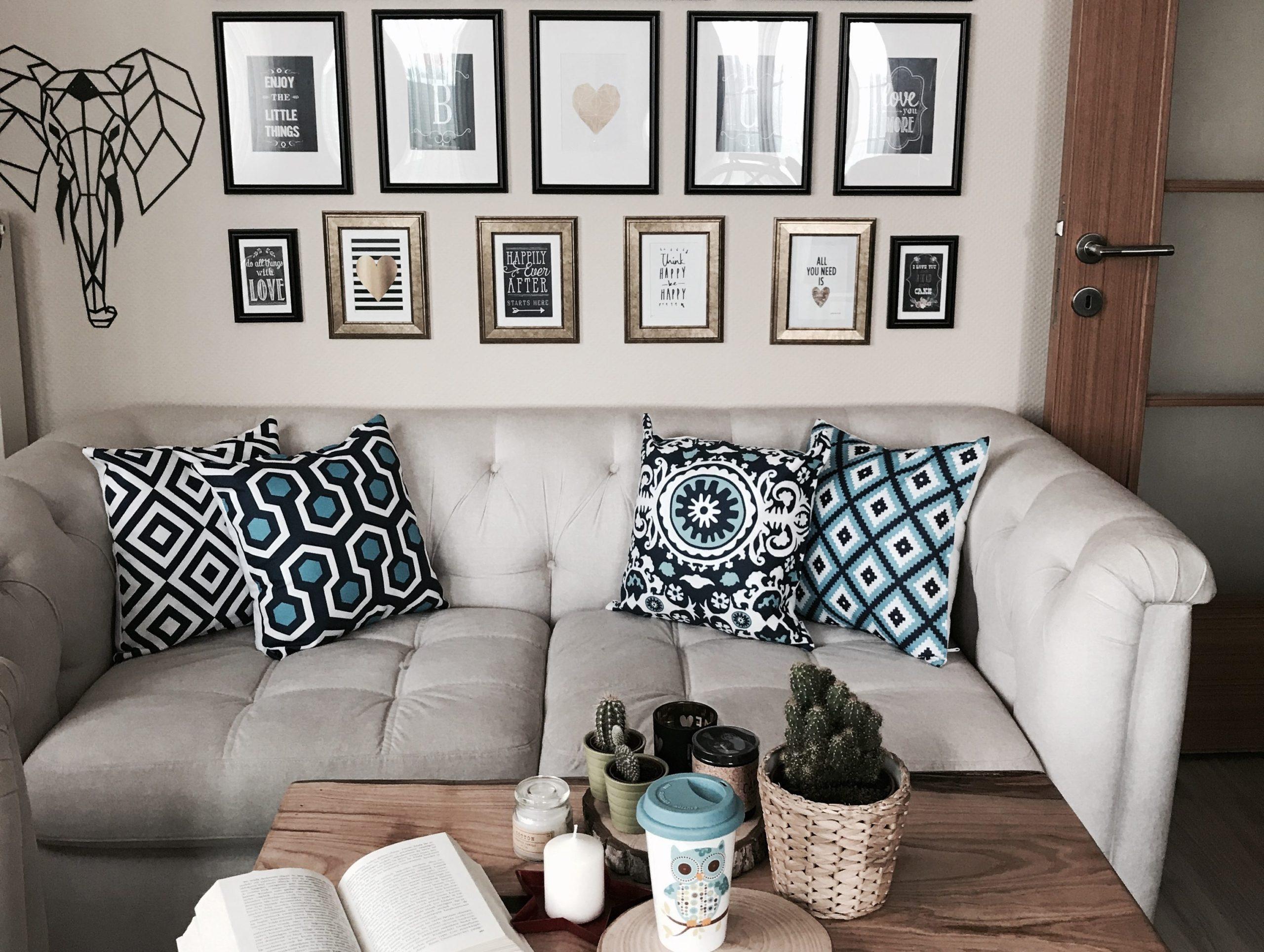 Ceylan Büyükbayrak'ın Ev Dekorasyonu Nasıl? – #BloggerEvleri