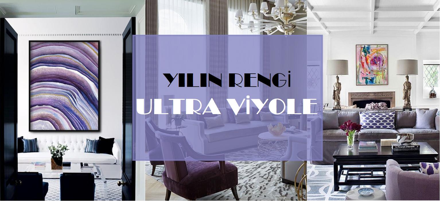 2018 Yılının Rengi Ultra Viyole