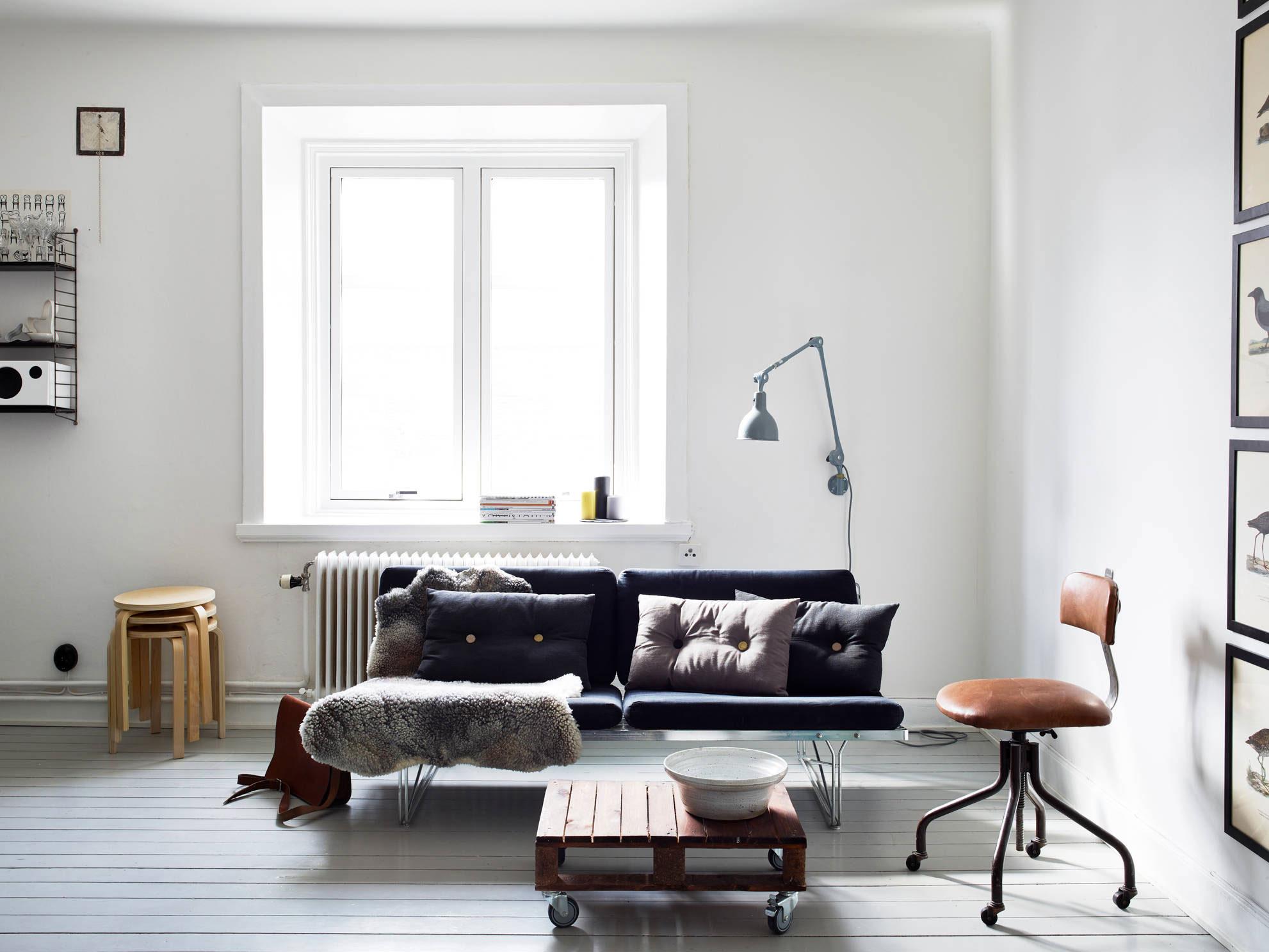 İskandinav Dekorasyon Paletler