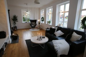 İskandinav Oturma Odası