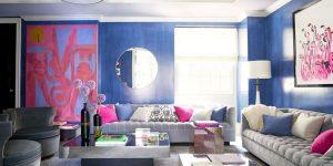 mavi ile uyumlu renkler