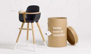 Minimalist Bebek Sandalyesi Modelleri