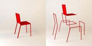 Minimalist Sandalye Modelleri