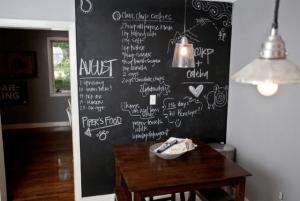 Mutfak Dekorasyonu Duvar Yazıları
