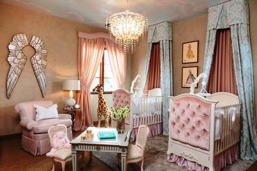 İkiz Bebek Odası Modelleri ve İkiz Bebek Odası Dekorasyon Fikirleri