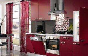 Vişne Mutfak Dekorasyonu
