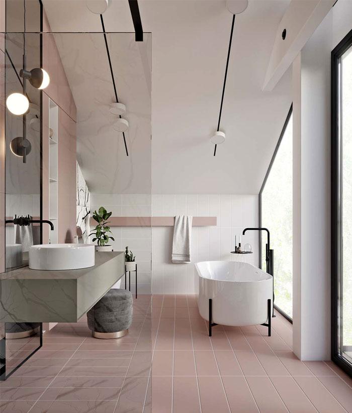 Flooring Styles 2019: 2019 2020 Banyo Trendleri: Banyo Modelleri Ve Dekorasyon