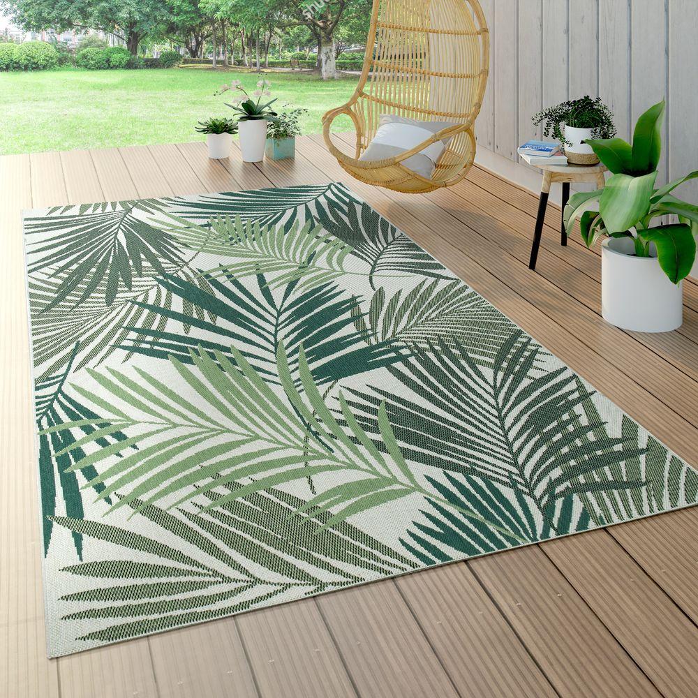 palmiye desenli halı