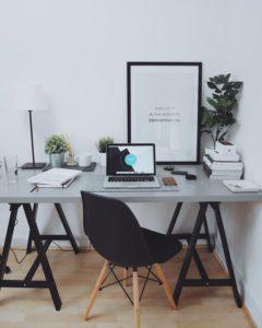 iskandinav erkek çalışma masası
