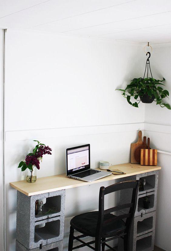 kolay çalışma masası yapımı
