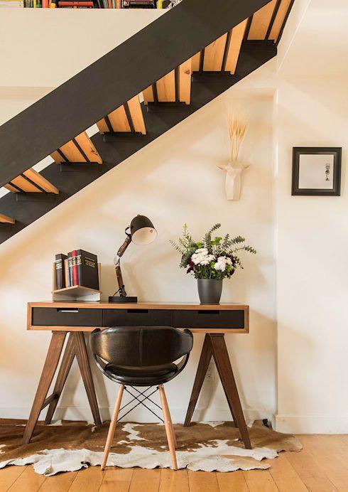 merdiven altı boşluğu değerlendirme 12