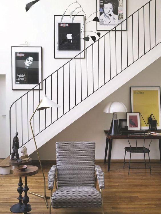 merdiven altı boşluğu değerlendirme 6