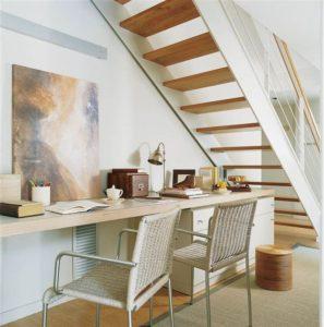 merdiven altı boşluğu değerlendirme 2