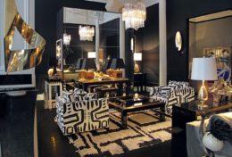 Art Deco Dekorasyon Stili ile Göz Kamaştıran Örnekler