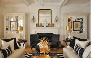 aslan burcu ev dekoraysonu