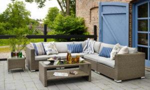 bahçe mobilyası fikirleri
