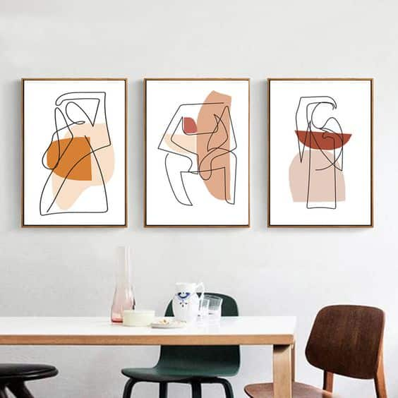 minimalist çizim nedir