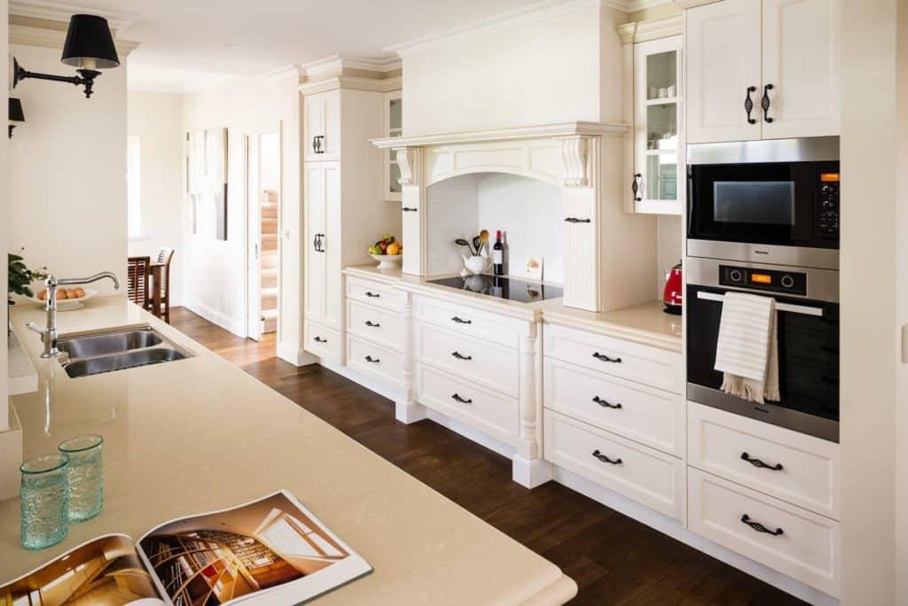 Modern Country mutfak dolabı modelleri