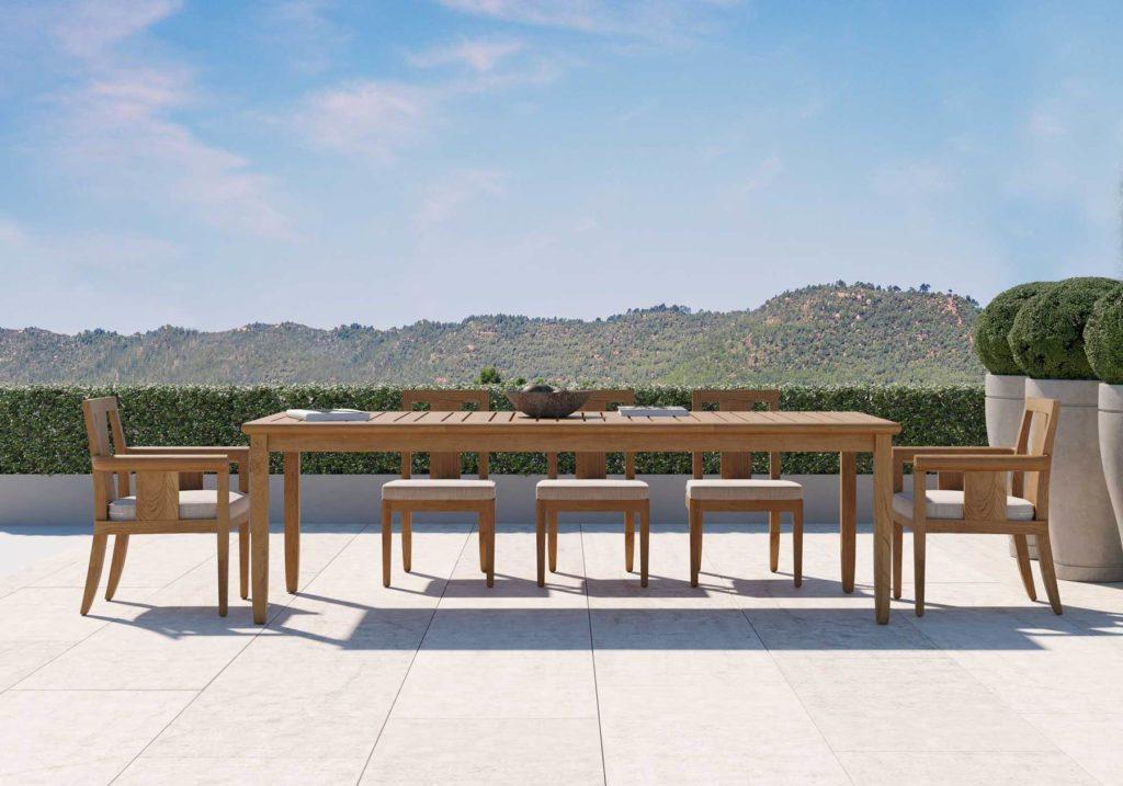 snoc outdoor bahçe mobilyaları