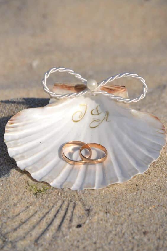 deniz kabugundan plaj dugunu fikirleri