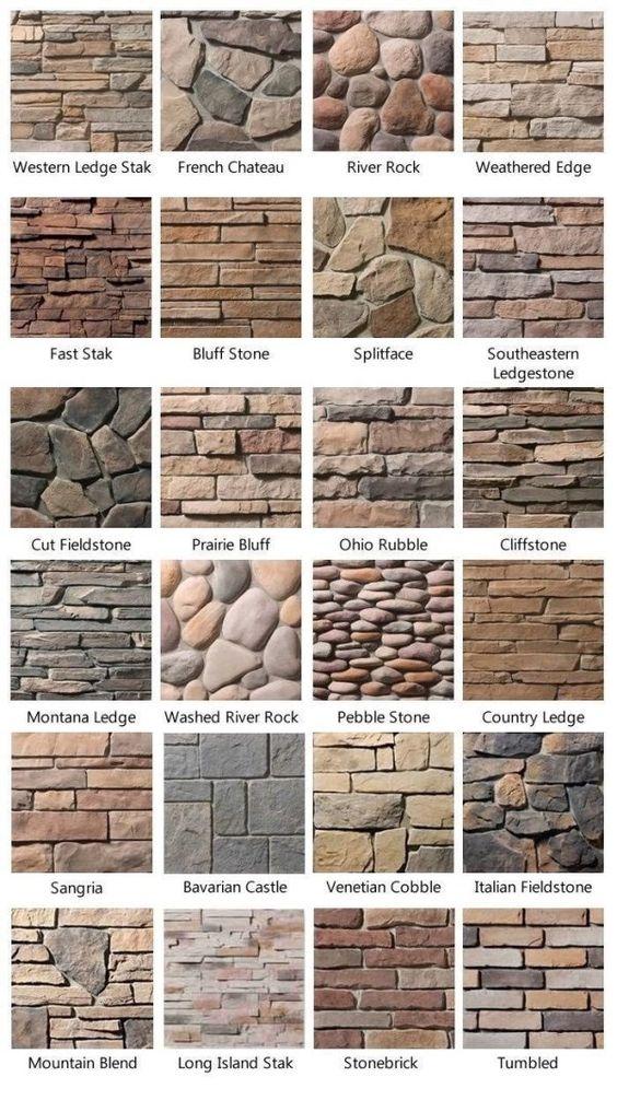 taş çeşitleri nelerdir